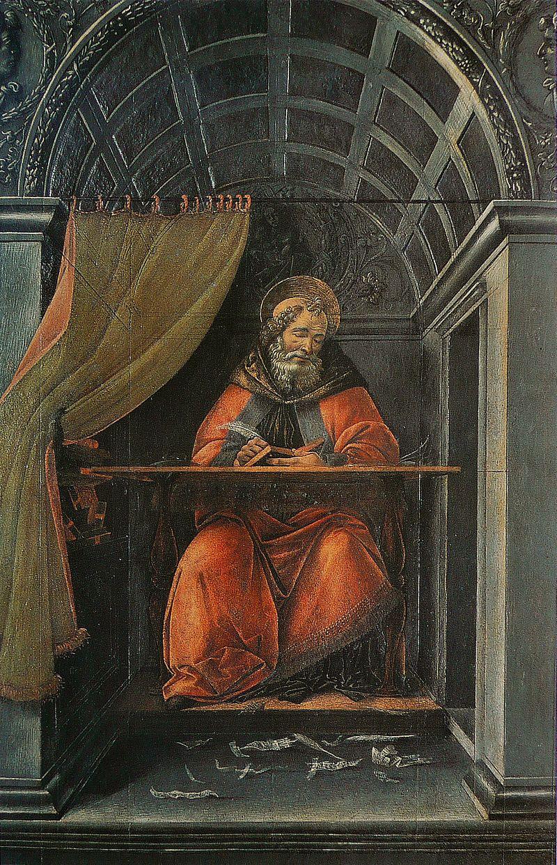 Agostino d'Ippona (florilegio)
