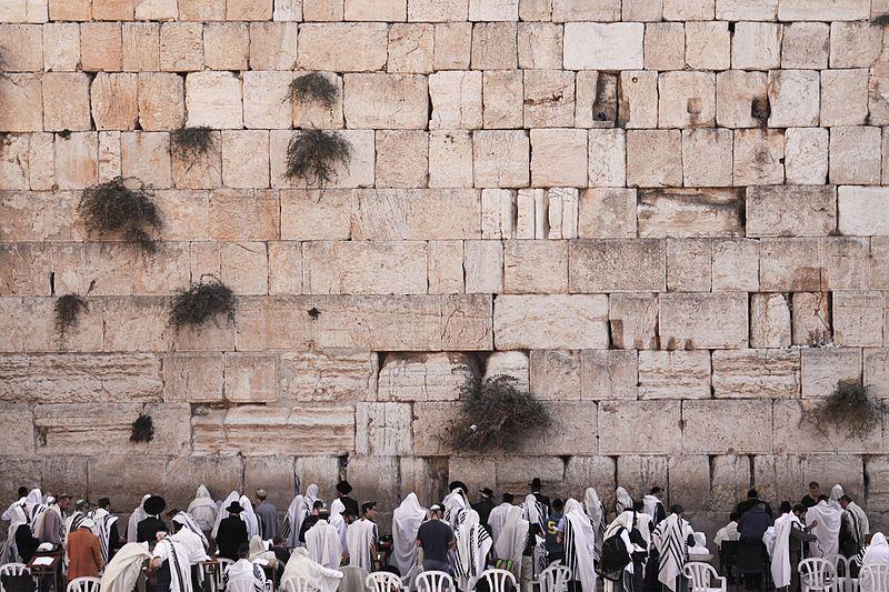 Kotel, il Muro del Pianto di Gerusalemme