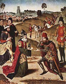 """Melchisedec: """"Il mio Re è Giusto"""""""