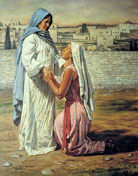 Noemi: Esempio di vera fede in DIO