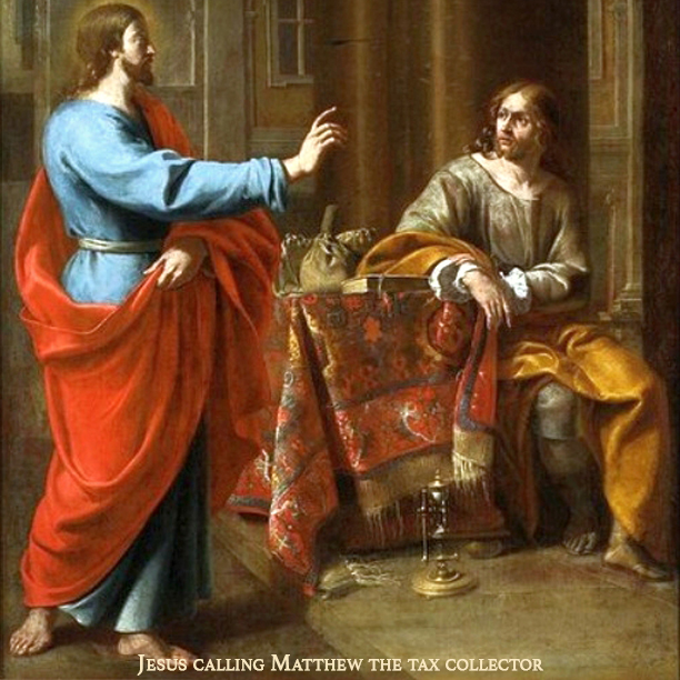Matteo e il suo Vangelo: Colto esattore delle tasse, Ebreo Levita ed Apostolo