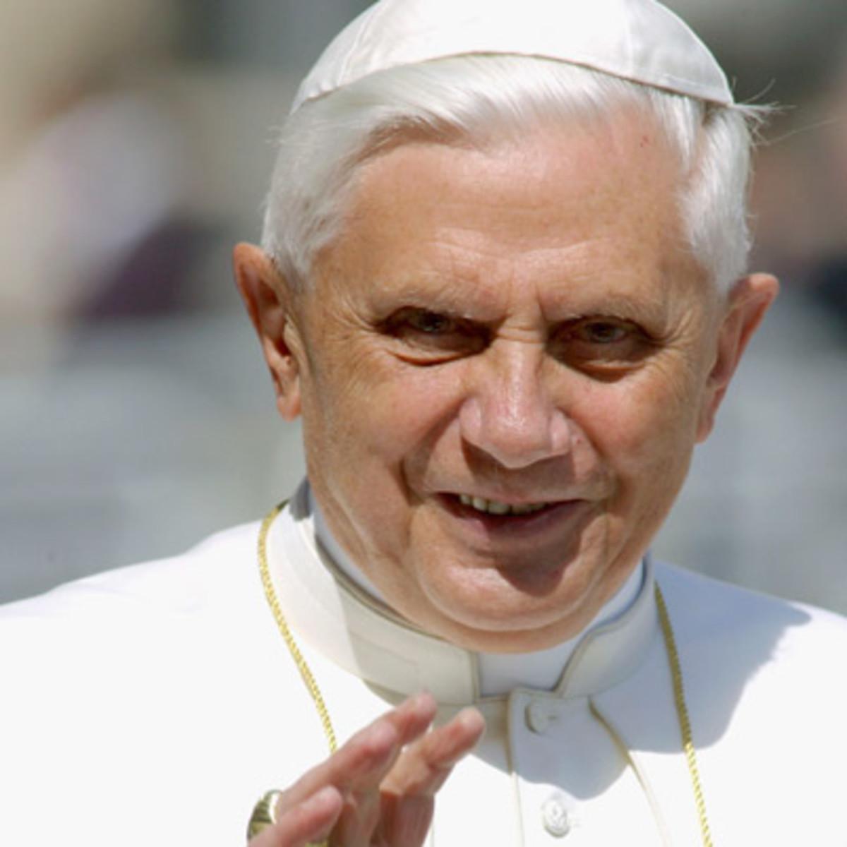 Papa Benedetto XVI: Joseph Aloisius Ratzinger