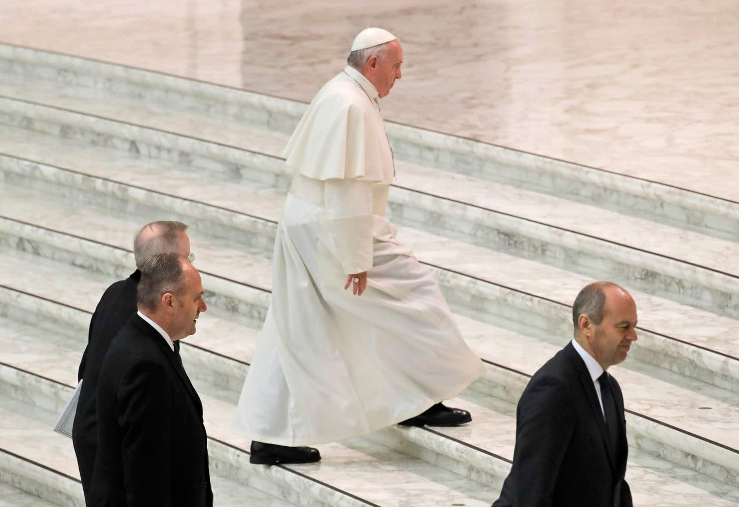 Vatican: Pope Francis holds the first summit on sexual abuse