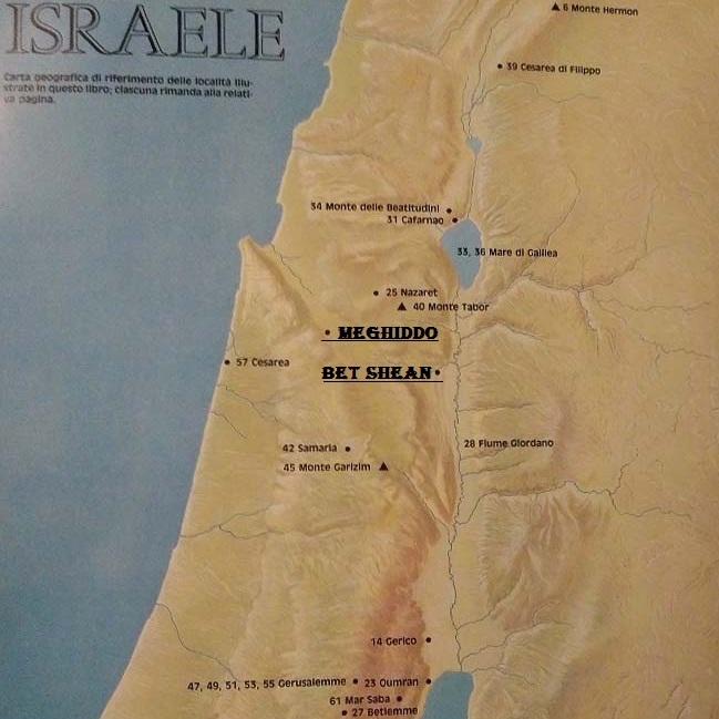 Megiddo: l'importanza di un luogo biblico che pochi conoscono